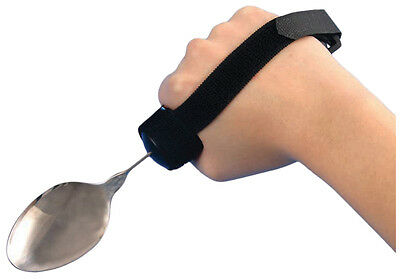 Aidapt VM913 Utensil Strap For Use With Bendy Cutlery