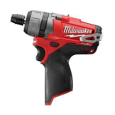 Milwaukee 2402-20 M12 FUEL 1/4 in. Hex 2-Speed Screwdriver- Bare Tool