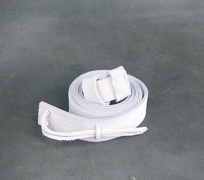 British Victorian White Buff Leather Sling- Martini-Henry, Lee-Metford, Enfield