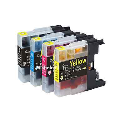 Cartouches d'encre compatibles Brother MFC J 6510 DW A L'UNITE OU PAR LOT