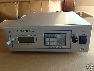 Accura 5 IEI Automatic Dispenser with accessories