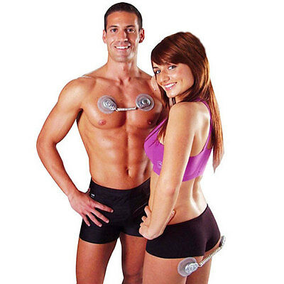 Appareil Fitness Stimulation Musculation Électrode Sans Fil Gym Energy Abs Neuf