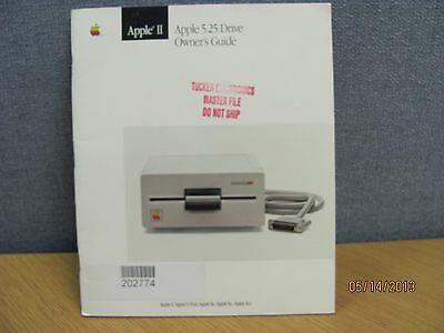 APPLE COMPUTER - Apple 5.25 Drive - Owner's Guide - product #16732