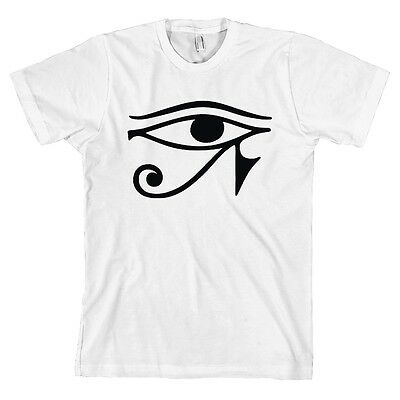 Eye of Horus Ancient Egyptian T Shirt All Seeing Eye Tee *ALL SIZES & NEW*