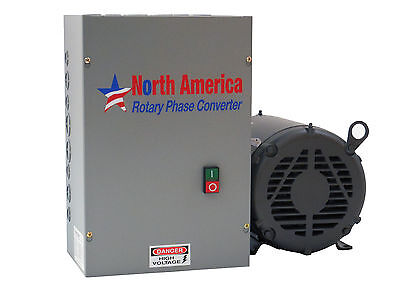 25HP UL-Listed Rotary Phase Converter - Model UL-25  - NEW, FREE SHIPPING