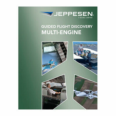 NEW Jeppesen GFD Multi-Engine Textbook | 10001888-003 Soft-Cover Book