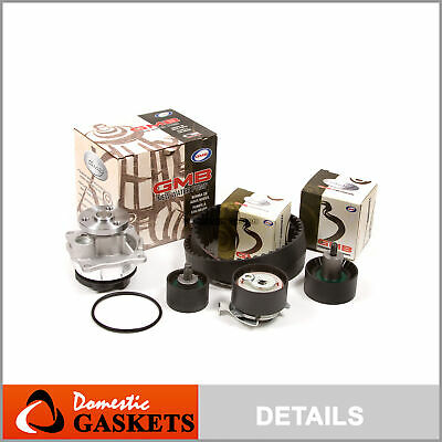 99-04 Ford Escort Escape Focus Mercury 2.0L DOHC Timing Belt GMB Water Pump Kit