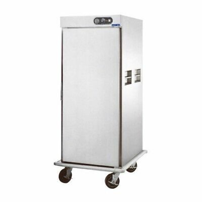 Heated Food Cart / Banquet Cabinet, Stainless Steel, 796 x 980 x 1795mm