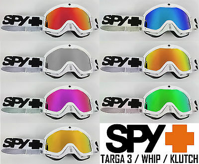 GS REPLACEMENT MIRROR LENS for SPY TARGA 3 / WHIP / KLUTCH MOTOCROSS MX GOGGLES