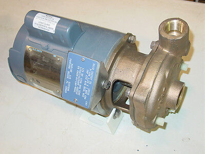 New Marine Centrifugal Pump #72, SW072, 332737, 8-111266-CR, 4320-01-454-9383
