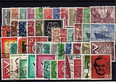 Lot Berlin o aus Nr. 42 - 197  ( 10622-o1 )