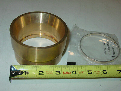 New Brass Pipe Reducer 4730-01-095-8458, M1183/8-57-A