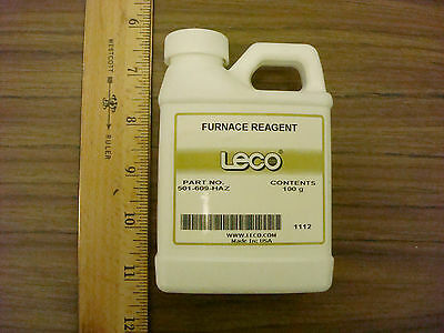 Leco Furnace Reagent 100g Part Number 501-609-HAZ *NOS*