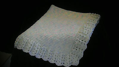 Crochet Pattern Central Baby Afghan : CROCHET THERMAL BLANKET ? Only New Crochet Patterns
