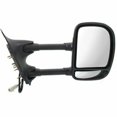 FO1321124 New Mirror for Truck F150 F250 F350 Right Hand Side Passenger RH F-150
