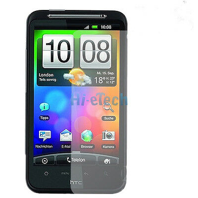 """Good AT&T HTC Inspire 4G 4.3"""" Touch Screen SmartPhone GPS 8MP 720P HD Video WiFi"""