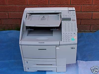 Canon Fax-L2000 Fax,Laser,Heavy Duty,Super G3,1 Month Warranty