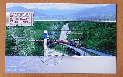 100 X Australian  Stamp Mini Sheets Cancelled To Order --- 70% Of Face Value