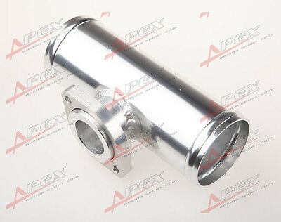 "Universal 3.0"" Type-S-Rs Blow Off Valve Adapter Turbo Aluminum Flange Pipe Tube"