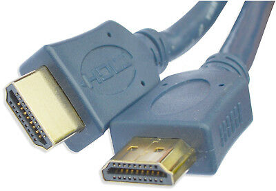 4K UHD #1 BEST HDMI CABLE EVER 15ft Cryo Treated 99.9/%Pure OFC  V1.4 1080p 3D