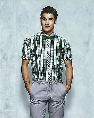 Darren Criss GLEE Blaine Anderson 8x10 Photo Picture Poster Girl Most Likely 9