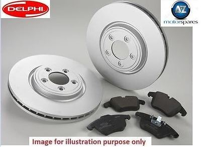 FRONT  BRAKE DISCS AND PADS FOR RENAULT CLIO 484110971705 OEM QUALITY