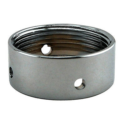 Chrome Coupling Nut for Draft Beer Shank - Bar Kegerator Replacement Faucet Part