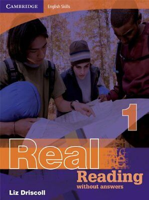 Cambridge English Skills Real Reading 1 without answers: Level 1, Driscoll, Liz,