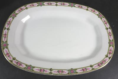 "Edwin Knowles 11-3/8"" Platter Pattern #289"