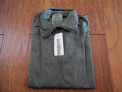 U.s Military Issue Sleeping Shirt Heat Retentive, Moisture Resistant Sleep Wear