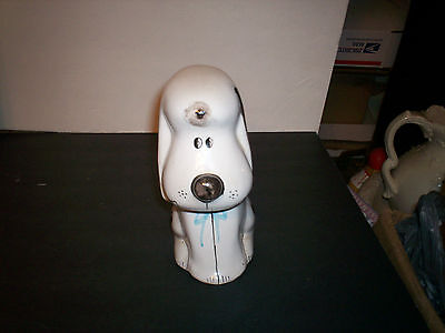 1960'S SNOOPY PIGGY BANK VINTAGE FIGURAL CARTOON CHARACTER PEANUTS DOG 2