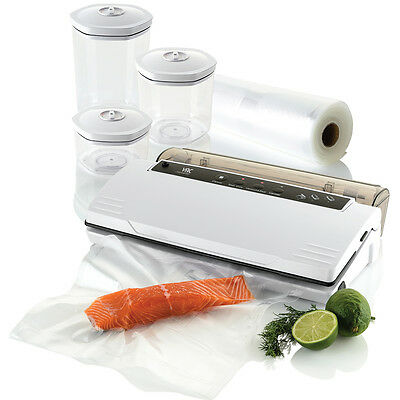 Vac Pro Vacuum Sealer / Vacuum Packaging Machine + Lots  Of Accessories PROVAC1
