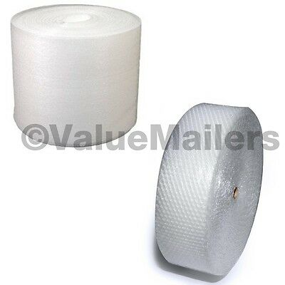 350 Ft Bubble Roll Foam Combo (1) 3/16 x 175 x12 Bubble (1) 1/16 x 175 x12 Wrap
