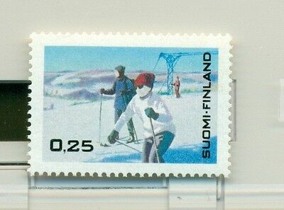 Sci - Skiing Finland 1968
