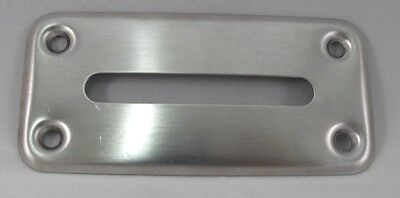 Stainless Steel Bill Slot - Poker and Black Jack table upgrade
