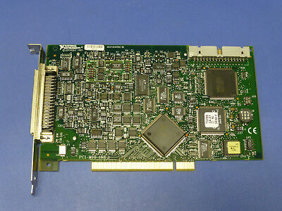 National Instruments PCI-MIO-16E-1 (6070E) NI DAQ Card, Analog Input 1.25Ms/sec