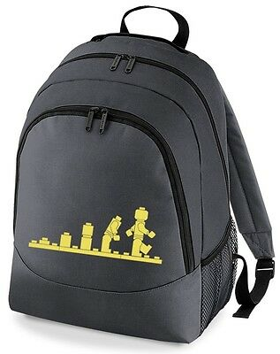 Bnwt  Lego Evolution  College Backpack Rucksack School Bag