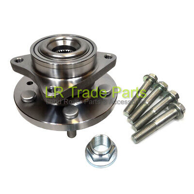 Land Rover Discovery 3 Front Wheel Bearing Hub Assembly, Nut & Bolts - Lr014147