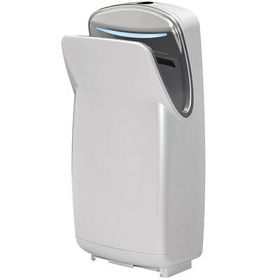 Jet Dryer Executive Commercial Bathroom Jet Hand Dryer In White JDEXEC2W - New!
