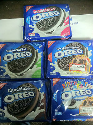 1 Bag of Oreo Cookies you choose flavor 6 flavors to choose from
