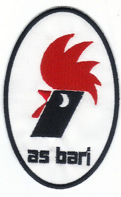 [Patch] AS BARI cm 6,5x10 toppa ricamata ricamo termoadesiva REPLICA -117