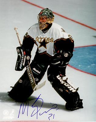 MARTY TURCO autographed PHOTO! Dallas Stars! Make offer! 3000109 8X10