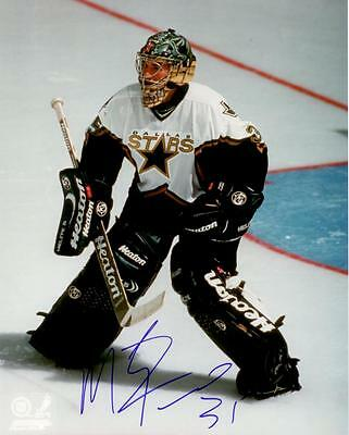 MARTY TURCO autographed PHOTO! Dallas Stars! Make offer! 3000111 8X10
