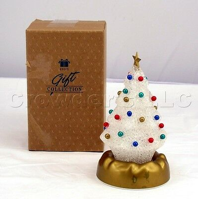 Avon Gift Collection Light Up Twinkling Christmas Holiday Tree Decoration in Box