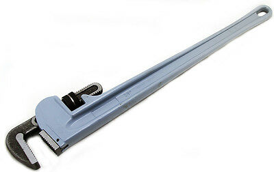 """36"""" INCH LONG LARGE 3 FOOT LONG ALUMINUM PIPE MONKEY WRENCH PIPE WRENCH TOOL"""
