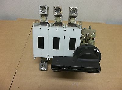STROMBERG DISCONNECT SWITCH OETL-NF175 175A A AMP 600V VOLT 3 POLE OETLNF175