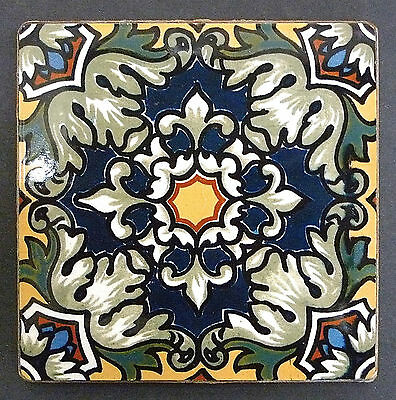Vintage Geometric Tile from Mosaic Tile Co.