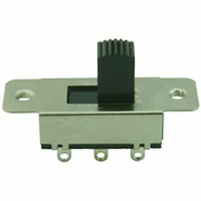 Slide Switch DPDT (Pack of 3)
