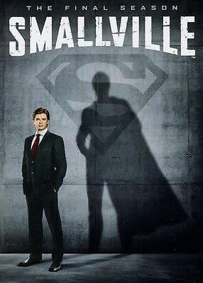 Smallville: The Final Season [6 Discs] (DVD New)