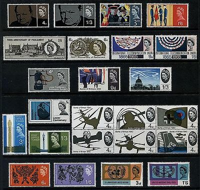 1953 - 1965  Individual Sets & Full Year Sets ( Multiple Listing ) mint / mnh